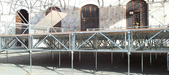 Palco Copertura 2002