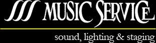 Music Service – Service musicale, audio e luci